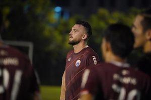 Marko Simic Bertekad Cetak Gol ke Gawang PSIS Semarang di Magelang