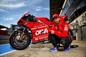 Andrea Dovizioso Sempat Berharap Marc Marquez Bakal Pindah dari Repsol Honda