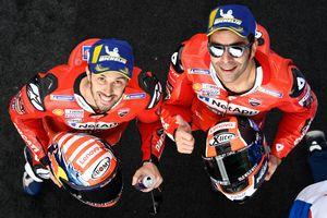 Berita MotoGP - Pendamping Andrea Dovizioso akan Ditentukan pada Medio Juni