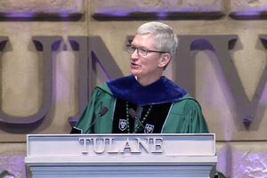 Pidato di Kelulusan Universitas Tulane, Tim Cook: Cintai Pekerjaanmu