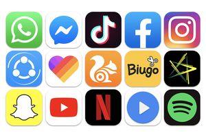 TikTok Menjadi Aplikasi iOS Paling Banyak Diunduh Selama 5 Kuartal