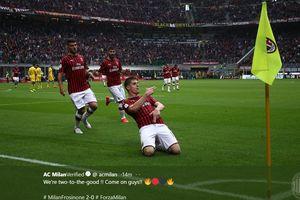 Tak Mau Kalah, Juventus Coba Gaet Eks Striker Terbuang AC Milan Ini