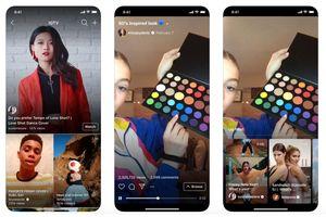 IGTV Contek Algoritma Milik TikTok dan Desain Feed Snapchat