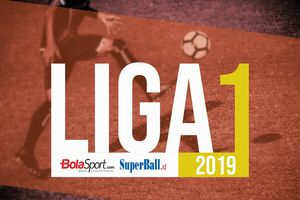 Link Streaming Liga 1 2019, Bali United Kontra Persipura