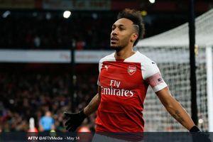 Pierre-Emerick Aubamayeng Kasih Kode Terkait Masa Depannya di Arsenal