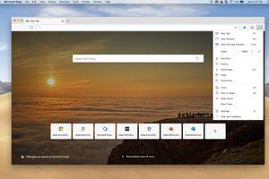 Microsoft Edge untuk Mac Versi Pertama Sudah Dapat Diunduh dan Dicoba