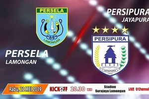 Link Live Streaming Persela Lamongan Vs Persipura Jayapura