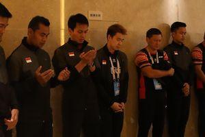Piala Sudirman 2019 - Taiwan Jadi Lawan Indonesia di Perempat Final