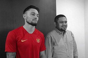 Asa Marc Klok Bela Timnas Indonesia di Kualifikasi Piala Dunia 2022 dan Komentar Elie Aiboy!