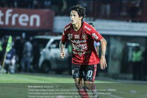 Irfan Bachdim Jawab Rumor Masa Depannya di Bali United dengan 3 Kata