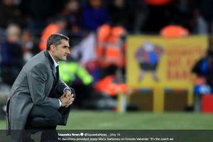 Link Live Streaming Eibar vs Barcelona - Valverde Targetkan 5 Kemenangan Beruntun!