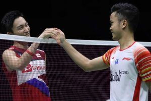 Link Live Streaming Final China Open 2019 - Misi Ginting Pertahankan Gelar Juara!