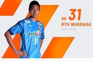 Nasibnya Masih Sama, Ini Kabar Terbaru Kiper Indonesia di Liga Jepang