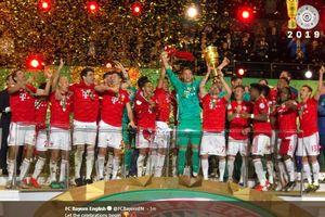 Hasil Final DFB Pokal - Muenchen Sukses Raih Trofi DFB Pokal ke-19