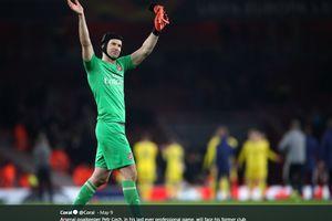 Final Liga Europa - Petr Cech, dari Sekutu Jadi Musuh bagi Chelsea