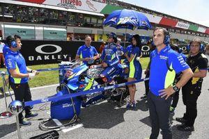 Pengembangan Motor Melenceng, Joan Mir Frustrasi Suzuki Ecstar Ditinggal Davide Brivio
