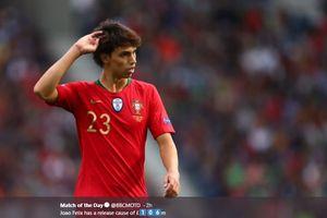 Joao Felix, Bocah Rp 1,9 Triliun yang Bakal Gantikan Cristiano Ronaldo