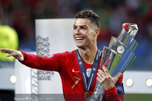Terkuak, Alasan Cristiano Ronaldo Tak Diundang Sergio Ramos ke Nikahan