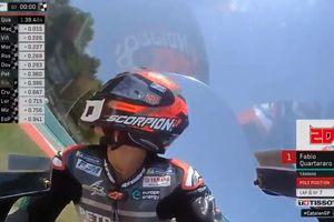 Yamaha Tak Nyaman di Sachsenring, Kejayaan Valentino Rossi Bisa Terulang via Fabio Quartararo