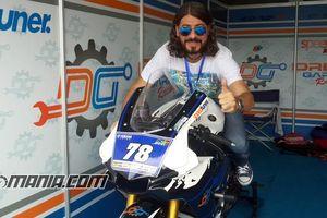 Matteo Guerinoni Terkait Insiden Jorge Lorenzo: Balapan Terkadang Kejam!