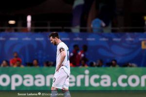 Argentina Dilanda Kepiluan, Lionel Messi Rasakan Kehangatan Lewat Momen Ini