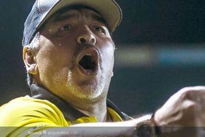 Ngamuk, Maradona Sebut Argentina Saat Ini Bisa Kalah dari Tim Antah Berantah
