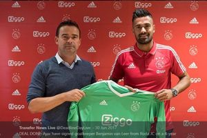 Agen Bantah Kabar Persebaya Dekati Kiper Milik Ajax Amsterdam