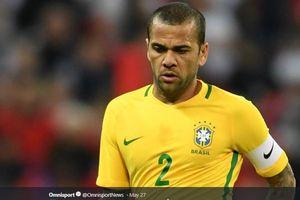 Tertua di Skuad Brasil, Dani Alves Ingin Tampil pada Piala Dunia 2022