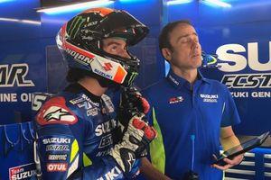 Alex Rins Sebut Insiden Jorge Lorenzo Untungkan Marc Marquez
