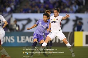 Drama Lima Gol, Juara Bertahan Liga Champions Asia Lolos ke 8 Besar