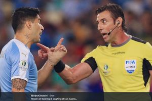 Barcelona Tawarkan Luis Suarez ke Juventus Demi Neymar?