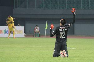Penjaga Gawang Bhayangkara FC Khawatirkan Liga 1 di Tengah Pandemi