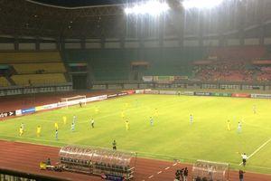 Persela Imbangi Bhayangkara FC di Babak Pertama