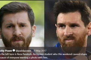 Berwajah Mirip Lionel Messi, Pria Iran Justru Alami Nasib Sial Secara Beruntun