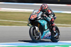 Impresif pada Paruh Pertama, Fabio Quartararo Bikin Yamaha Puas
