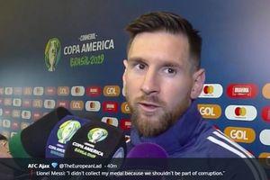 Bocah 11 Tahun Ini Dapat Rezeki Nomplok, Main Bola Bersama Lionel Messi dan Anaknya