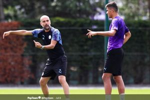 Rodri Disebut The Next Sergio Busquets, Pep Guardiola Mengamini