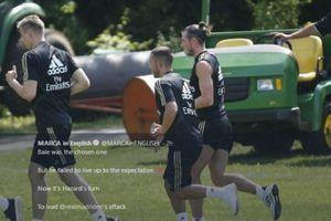 12 Hari Jelang El Clasico, Bale dan Modric Justru Tumbang