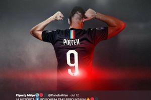 Krzysztof Piatek Mandul Lagi, Pramusim AC Milan Tanpa Gol dari Striker