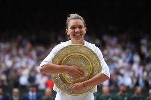 Simona Halep: Paling Tidak, Saya Pegang Gelar Juara Wimbledon 2 Tahun