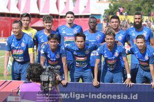 Hadapi Bhayangkara FC, Arema FC Diminta Lupakan Kemenangan Sebelumnya