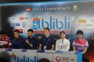 Indonesia Open 2019 - Wakil Indonesia dan Internasional Nantikan Berisiknya Istora Senayan