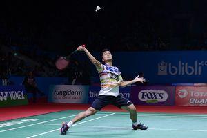 Hasil Indonesia Open 2019 - Anthony Tersingkir Usai Bertarung 3 Gim
