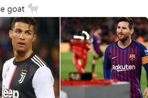 Cristiano Ronaldo Bersedia Diajak Makan bareng Lionel Messi