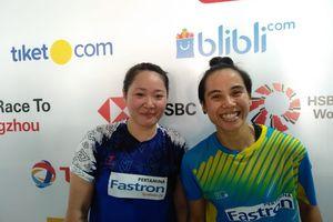 Indonesia Open 2019 - Nadya/Tiara Mengaku  Banyak Belajar Pasca Dikalahkan Unggulan Pertama