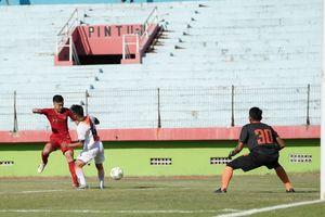 Timnas U-19 Indonesia Unggul atas Persibo di Babak Pertama