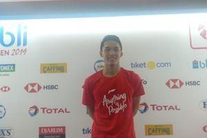 Gagal Ke Semifinal Indonesia Open 2019, Jonatan Christie Ungkap Penyebabnya