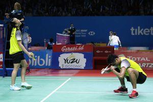 Indonesia Open 2019 - Winny Oktavina Kandow Perlu Banyak Jam Terbang