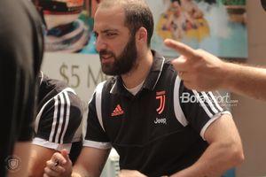 Sebelum Egoistis terhadap Ronaldo, Higuain Sudah Bikin Panas di Juventus