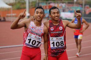ASEAN Schools Games 2019 - Indonesia Tambah Pundi Medali dari Pelari Kembar